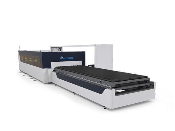 4mm carbon steel tube tube sheet sheet cnc fiber laser cutting machine nga adunay mga raytools