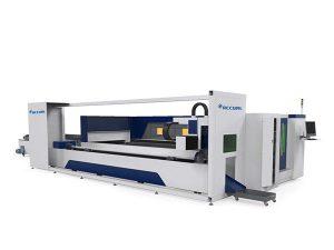 industriyal nga metal pipe laser cutting machine electric driven driven style tray