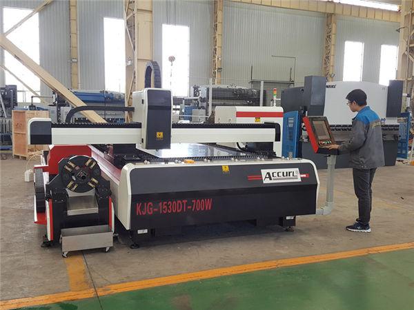 aluminum sheet metal laser cutting machine alang sa pagkakabig sa photoelectric