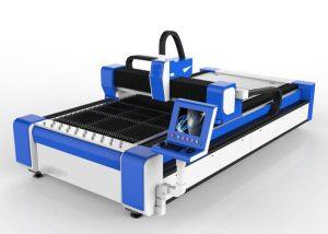 500w fiber laser cutting machine alang sa stainless steel / ms high speed 100m / min