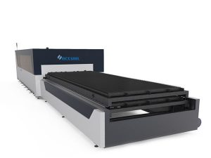 plate / tube metal fiber laser cutting machine 1000 watt usa nga pagputol sa laser laser