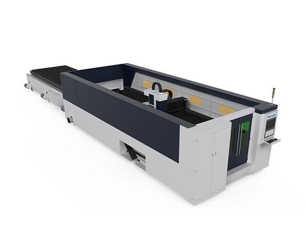 cnc laser cutting machine alang sa stainless steel abli nga istruktura sa laser pagputol nga istruktura alang sa stainless steel open structure