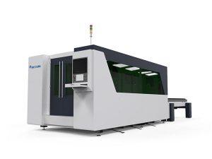doble nga lamesa cnc laser metal cutting machine, awtomatikong laser plate cutting machine