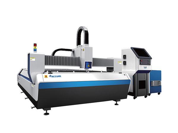 tunga-tunga nga gahum stainless steel laser cutting machine, 1500w laser sheet cutting machine