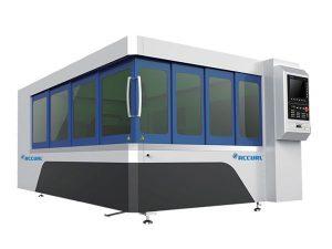 500w metal fiber laser cutting machine blade lamesa nga adunay light path system