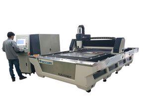 tibuuk nga gilakip cnc fiber laser cutting machine 1000w 1080nm laser