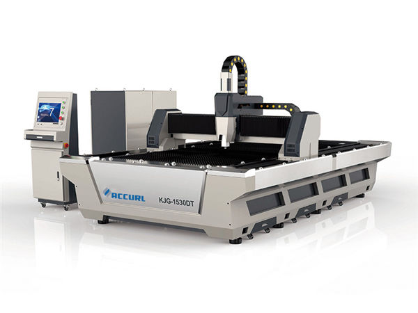 awtomatikong bundle cnc fiber laser cutting machine 3000 * 1500mm gidak-on sa pagtrabaho