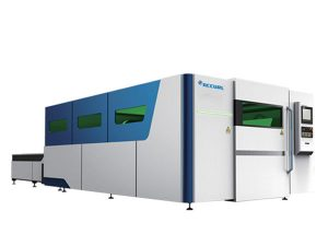 advertising metal fiber laser pagputol machine gamay nga gidak-on 1070nm haba nga haba