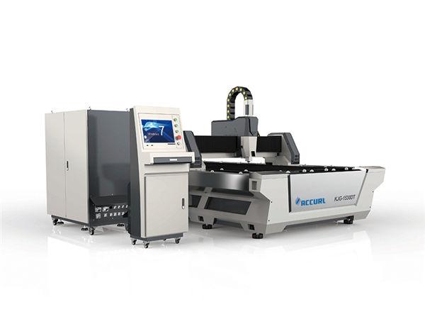 compact design industriyal nga pagputol sa laser laser taas nga pagputol sa bilis 380v