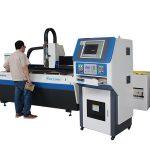 stainless steel precision fiber laser cutting machine nga high speed ball bukas nga istruktura