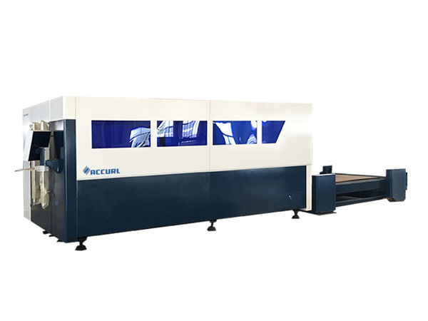 single platform cnc fiber laser cutting machine, metal sheet cutter