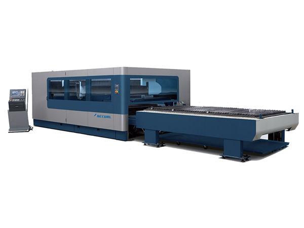 cnc metal industriya laser pagputol machine 380v / 50hz 1kw 1.5kw laser gigikanan