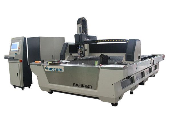 fiber laser cutting machine nga adunay panalipod nga takup ug lamesa sa pagtukar