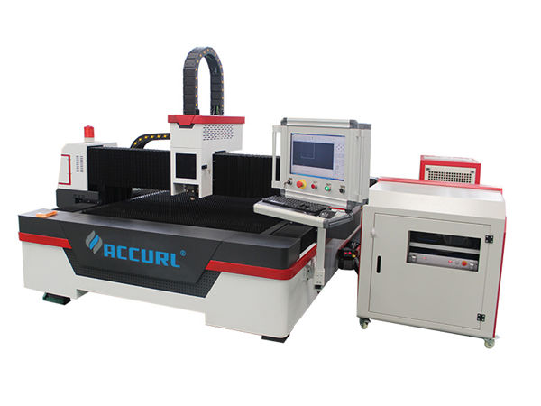 1500w fiber laser cutting machine alang sa alloy nga aluminyo