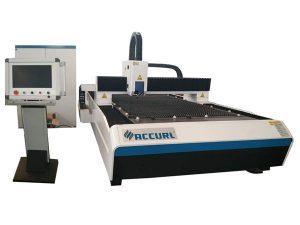 2000w / 3000w metal fiber laser cutting machine ac380v cypcut control system