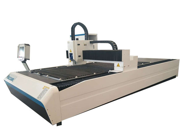 aluminum pipe ug sheet 3d laser cutting machine nga adunay 8mm steel istruktura
