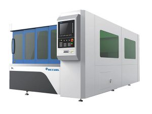tube / pipe cnc laser cutting kagamitan ipg source high posisyon acccuracy