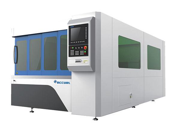 1070nm nga haba nga industriya nga laser pagputol machine / fiber laser cutting machine
