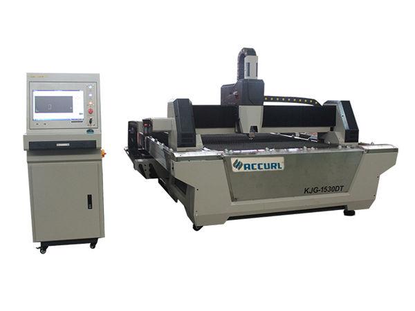 60m / min precision fiber laser cutting machine alang sa industriya sa advertising