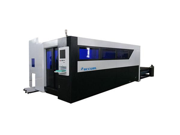 500w nga fiber laser cutting machine alang sa carbon steel