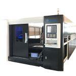 sheet metal stainless steel fiber laser cutting machine 1000w taas nga katukma